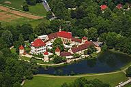 Germany, Bavaria, Munich, Blutenburg Castle - PED000120