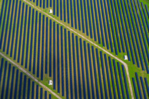 Germany, Bavaria, solar plant - PEDF000141