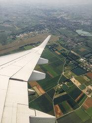 Approaching Munich by plane, Germany - FLF001172