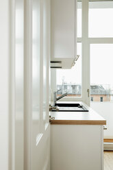 Kitchen, open door - CHAF001063