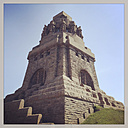 Germany, Leipzig, Monument to the Battle of the Nations - GWF004440