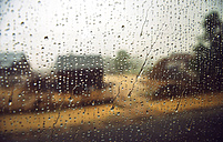Rain drops on the window - EHF000164