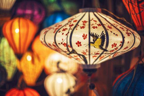 Vietnam, Silk lanterns - EHF000187