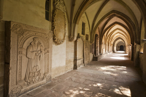 Germany, Magdeburg, cloister of the Cathedral of Magdeburg - PC000177