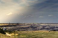 Germany, North Rhine-Westphalia, Grevenbroich, brown coal mining Garzweiler I - FRF000316