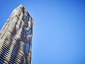USA, Illinois, Chicago, Aqua Tower - DIS002144