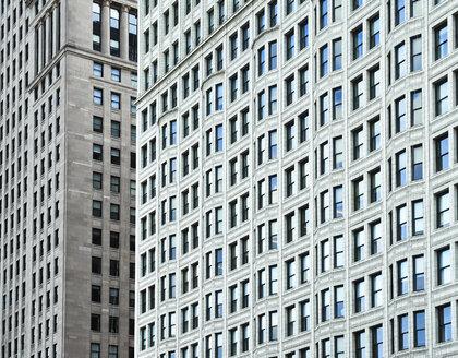 USA, Illinois, Chicago, High-rise building, facades - DISF002153