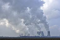 Germany, Neurath, coal fired power station Neurath I an Neurath II - RUEF001640