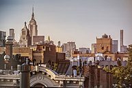 USA, New York City, Rooftops of East Village - ONF000857