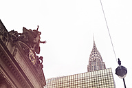 USA, New York City, Empire State Building and Grand Central Station - ONF000875