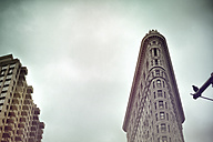USA, New York City, Flatiron Building - ONF000881