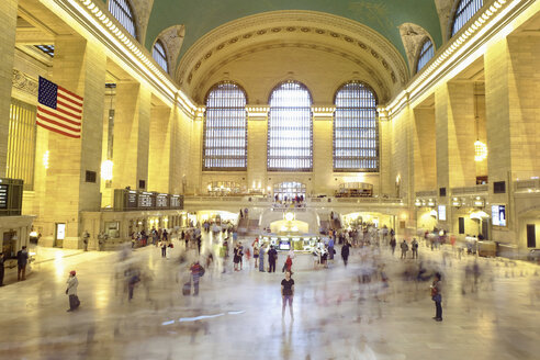 USA, New York City, Grand Central Station - ON000925