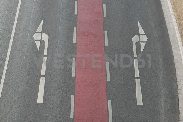 Road markings - VIF000370