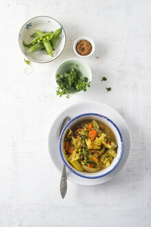 Vegetable stew with Tajine spice - MYF001140