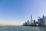 USA, New York City, skyline - GIOF000107