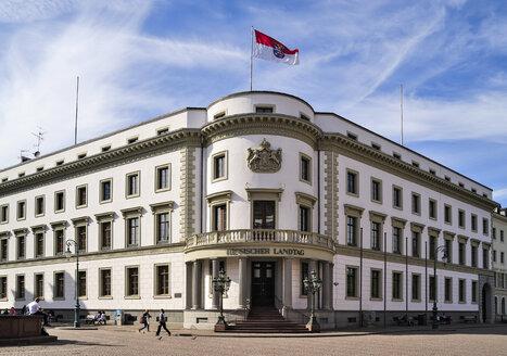 Germany, Hesse, Wiesbaden, Landtag of Hesse - BTF000396