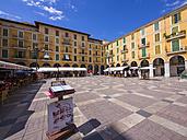 Spain, Palma de Mallorca, Old town, Placa major - AM004194