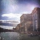 Italiy, Venice, Canal Grande - LVF003805