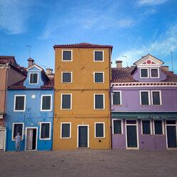 Italiy, Venice, Burano - LV003807