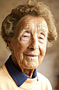 Portrait of aged woman - MFRF000466