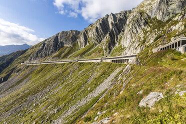 Switzerland, Tessin, Valle Laventina, Gotthard Pass - STSF000908