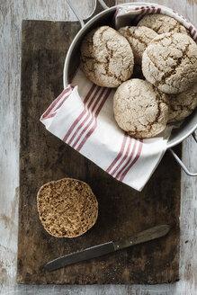 Homemade rye bread rolls - EVGF002433