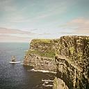 Ireland, County Clare, Cliffs of Moher - ELF001597