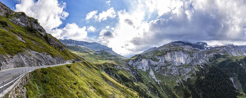 Switzerland, Canton of Uri, Klausen Pass - STSF000951