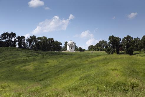 USA, Mississippi, Vicksburg, National Cemetery - NNF000255