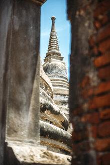 Thailand, Ayutthaya, Phra Nakhon at Historical Park - EH000244