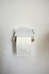 Porcelain toilet roll holder - AX000775