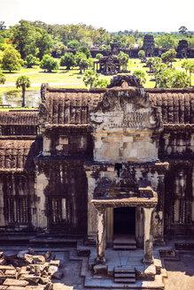 Cambodia, Siem Reap, Angkor Wat Temple - EHF000266