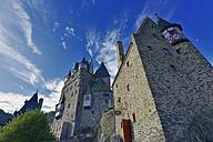 Germany, Rhineland-Palatinate, Eltz Castle - FD000141