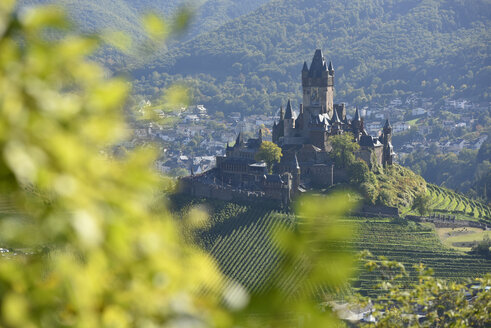 Germany, Cochem, Eltz Castle - FD000144