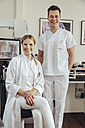Doctor and nurse in ENT practice - MFF002305