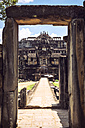 Cambodia, Siem Reap, Angkor Thom Temple - EHF000272