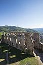 Germany, Baden-Wuerttemberg, Castle ruin Staufen - ELF001650