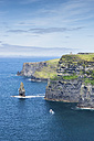 Ilrand, County Clare, Cliffs of Moher - ELF001652