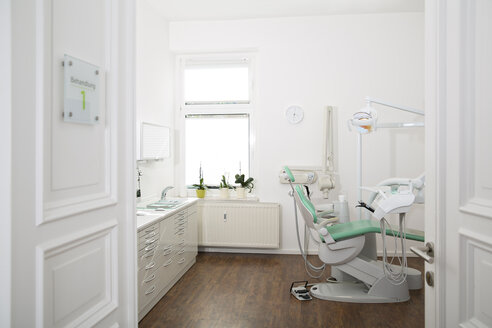 Empty dental surgery - FKF001451