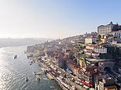 Portugal, Grande Porto, View of Porto, Douro river - LAF001503