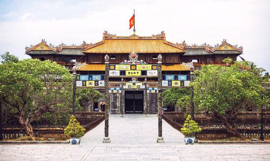 Vietnam, Citadel in Hue - EHF000286