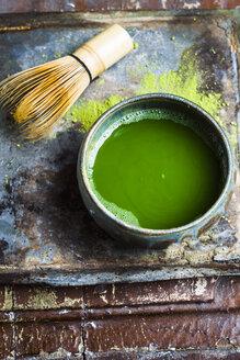 Chawan of matcha tea - SBDF002406