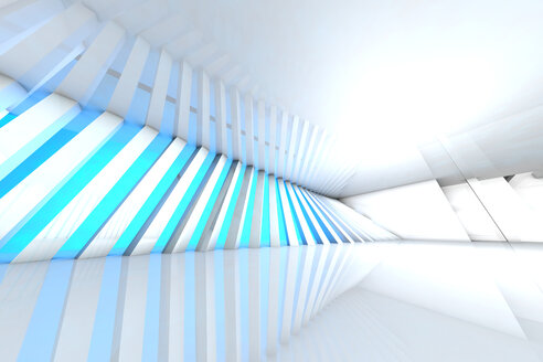 Empty modern interior, 3D Rendering - SPCF000069