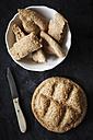 Spelt flat bread - EVGF002487