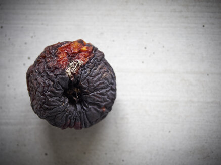 Rotten and moulded apple - DISF002226
