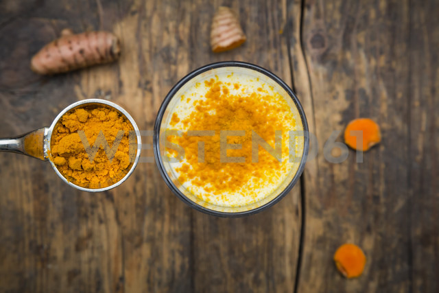 Curcuma Lassi, Superfood - LVF004094