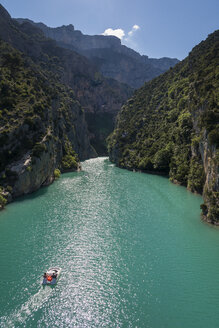 France, Alpes-de-Haute-Provence, Verdon Gorge - MKF000259