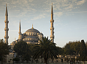 Turkey, Istanbul, Blue Mosque in the morning light - FCF000786