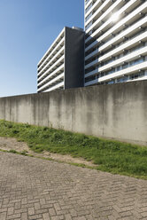 Netherlands, Roermond, concrete tower block - VIF000443