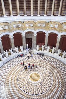 Germany, Kelheim, indoor view of Hall of Liberation - VT000477